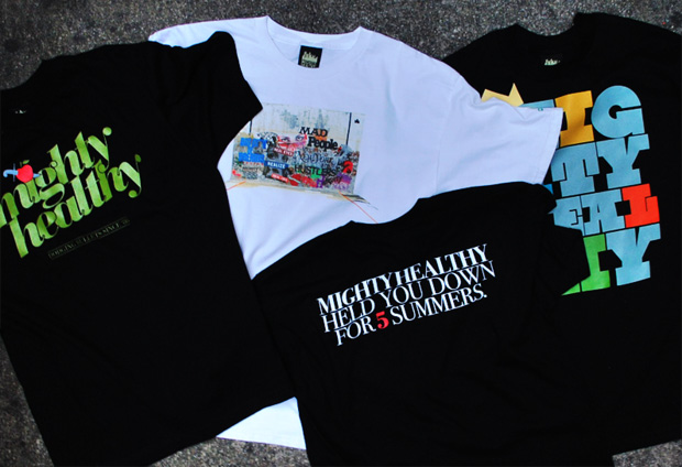 Mighty Healthy 2009 Summer Collection
