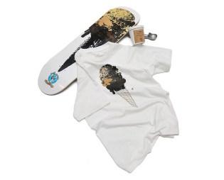 Molly Moons x GOODS T-shirt | Skatedeck