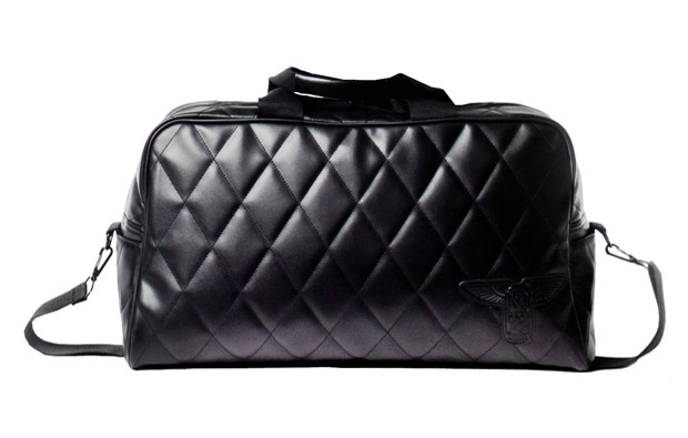 N4E1 2009 Spring/Summer Leather Duffel Bag