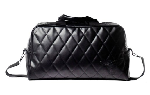 N4E1 2009 Spring/Summer Leather Duffel Bag