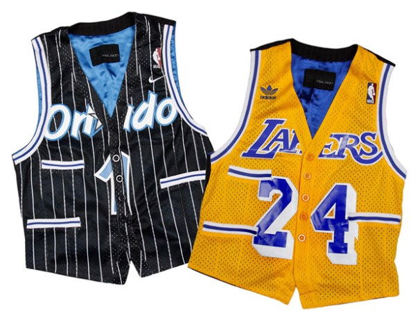 Nelson NBA Sleeveless Cardigans