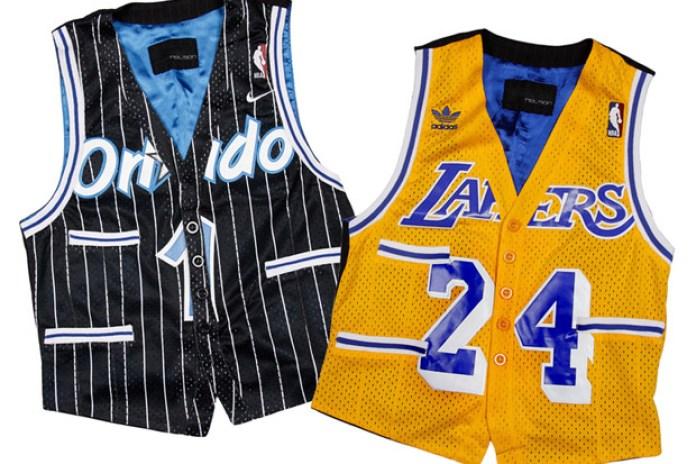 Nelson NBA Sleeveless Cardigans