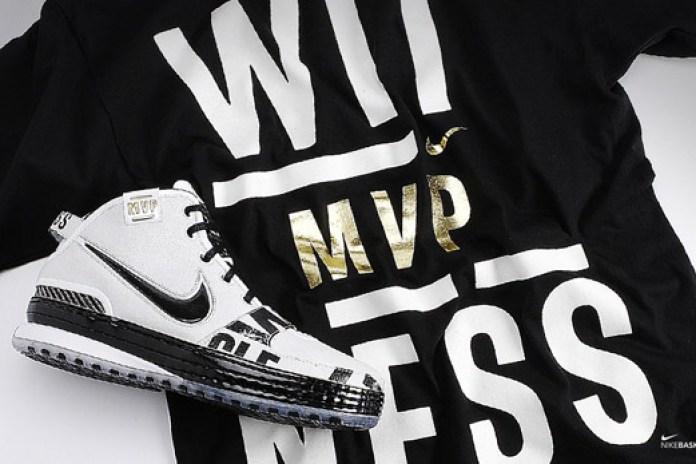 Nike LeBron James The Six Witness MVP Edition