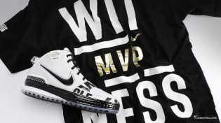 Nike LeBron James The Six Witness MVP Edition