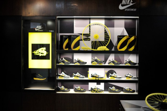 Nike LIVESTRONG Air Max Collection | Shoe Gallery Release