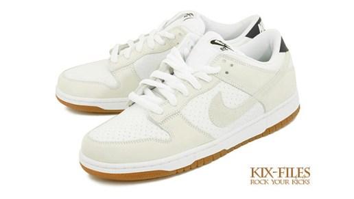 """Nike SB Dunk Low Premium """"White Gum Soles"""""""