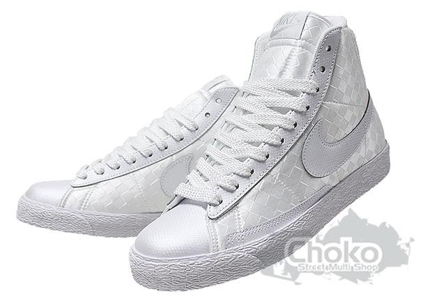 "Nike Sportswear Blazer High ""White Checker"""