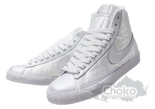 "Nike Sportswear Blazer High ""White Checker"""