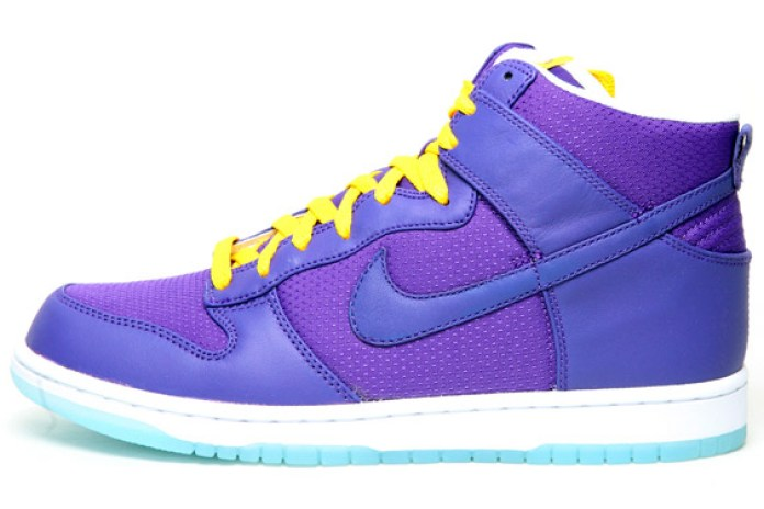 "Nike Sportswear Dunk High Premium ""Purple Ice"""