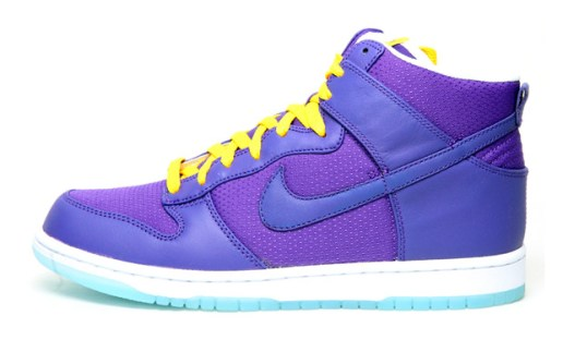 "Nike Sportswear Dunk High Premium ""Purple Ice"""
