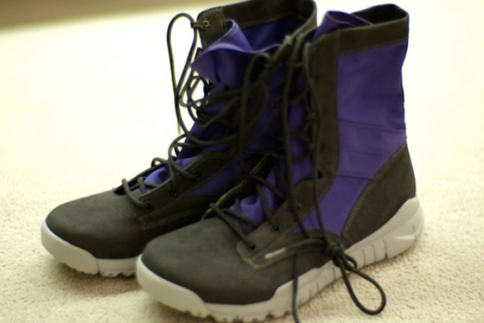 Nike Sportswear SFB Boot Gray/Purple Samples