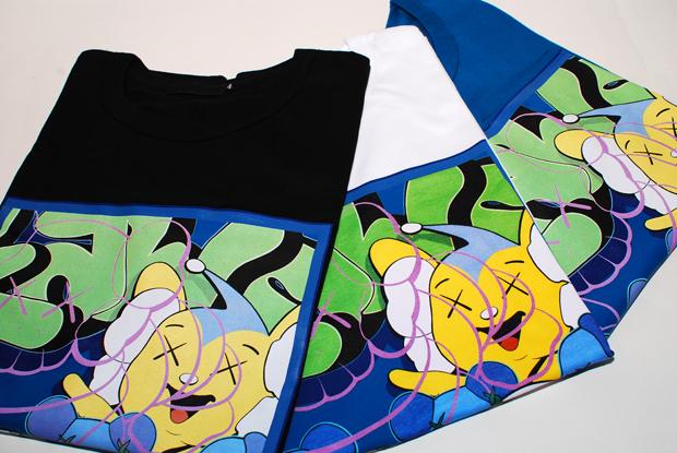 "OriginalFake ""Chompers Fence"" T-shirt"