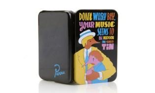 Parra x Tinbot iPod Case