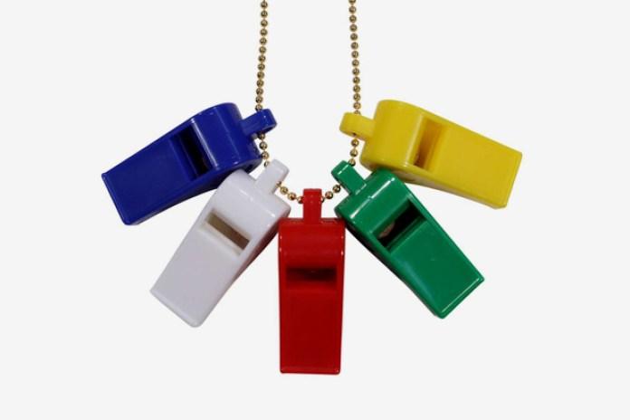 Phenomenon Whistle Necklace