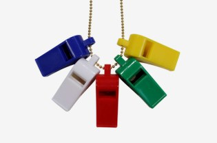 Phenomenon Whistle Necklace