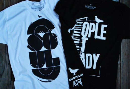 Adapt x Quannum Projects B+W Series T-Shirts