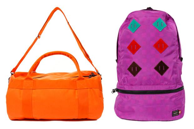 Quiksilver x Porter Neo Oldies Duffel Bag Collection