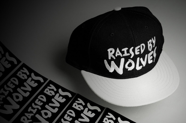 Raised by Wolves x Quintin Snapback Hat