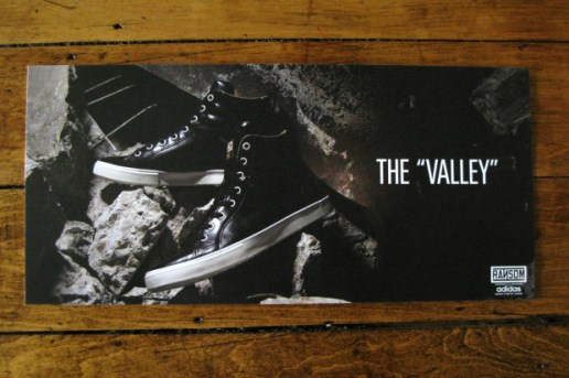 Ransom by adidas Originals Valley Preview