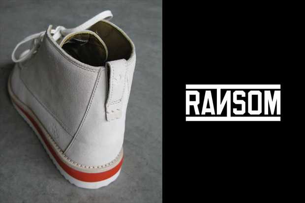 "Ransom x adidas ""The Creek"""