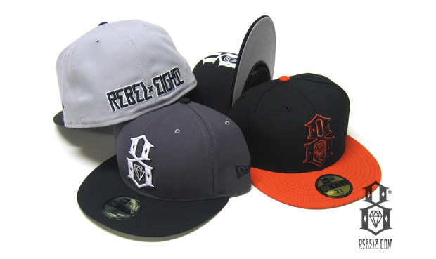 Rebel8 2009 Summer New Era 59FIFTY Collection