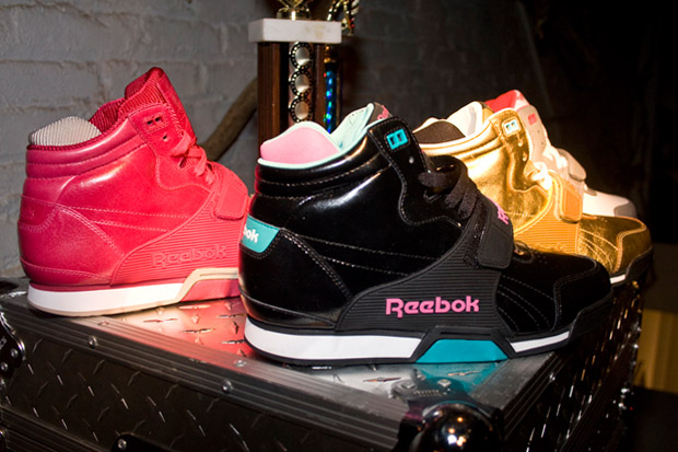 Reebok Rec Room Sneaker Previews