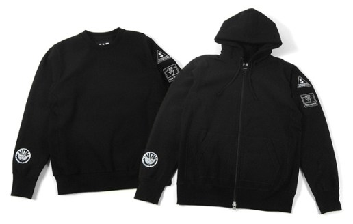 Reigning Champ x Surrender 2009 Spring/Summer Collection