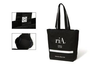 riA x fragment design Tote Bag
