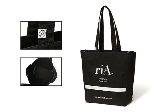 riA x fragment design Tote Bag
