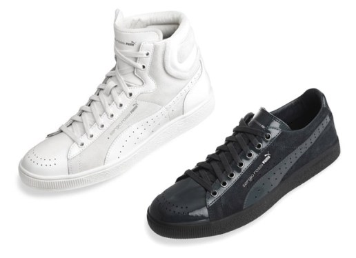 Sergio Rossi for PUMA 2009 Fall/Winter Footwear