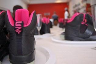 Standard x Nike Air Yeezy Black/Pink Release