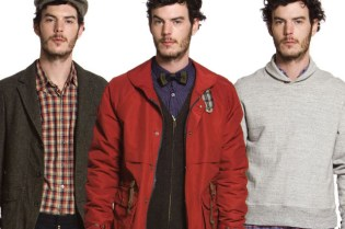Steven Alan 2009 Fall/Winter Lookbook