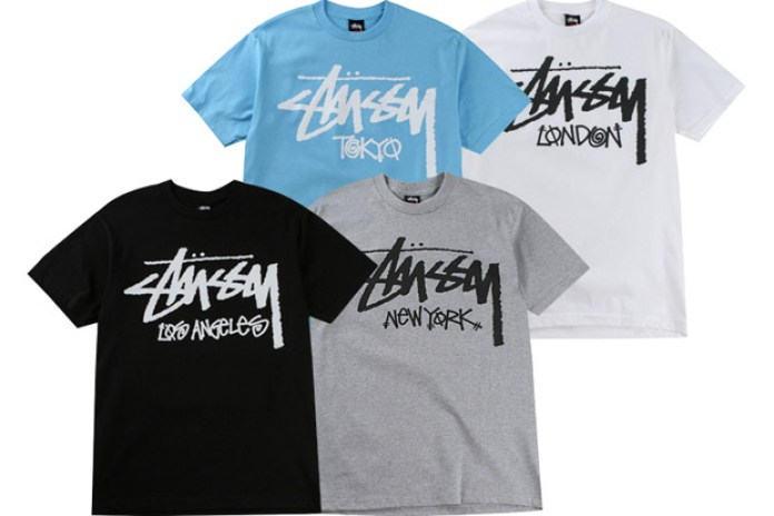 Stussy Stock City T-shirt