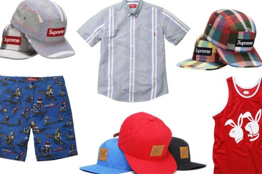 Supreme 2009 Summer New Releases