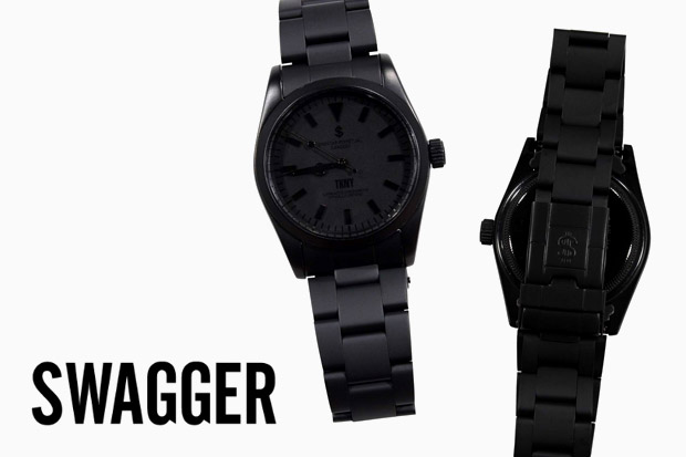 swagger Def Wrist Watch