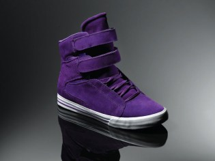 Terry Kennedy x Supra Society Sneakers - A Closer Look