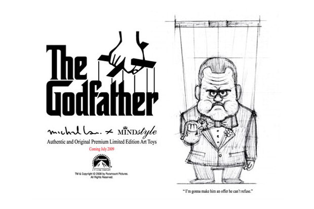 The Godfather x Michael Lau x MINDstyle Preview