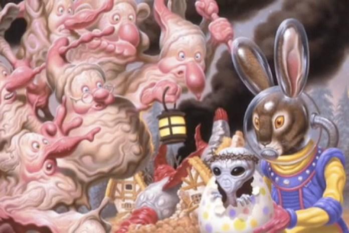 Todd Schorr | American Surreal Exhibition