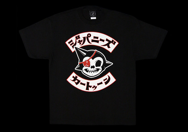 Trilly & Truly for Japanese Cartoon Fan Club T-Shirts