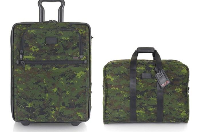 TUMI Alpha Collection Digital Camo Luggage