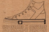 Undefeated x Converse Poorman Weapon Olive Green Release Party