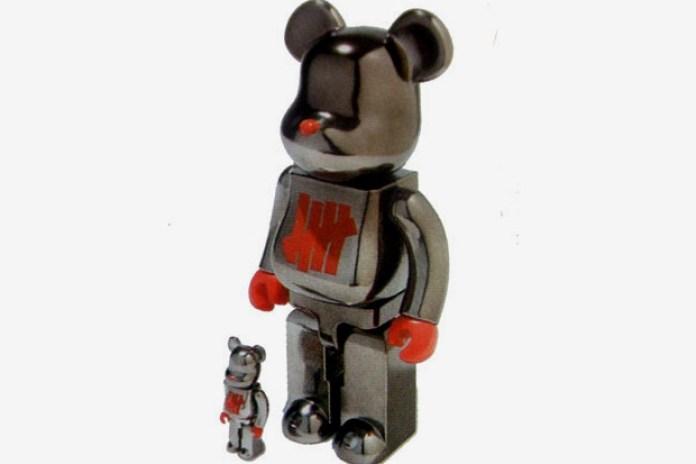 "Undefeated x Medicom Toy ""Full Metal Jacket"" Bearbrick 100% | 400%"