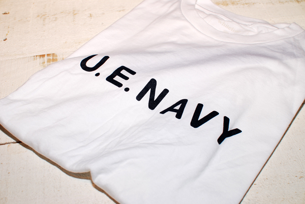 uniform experiment 2009 Spring/Summer Collection Tees