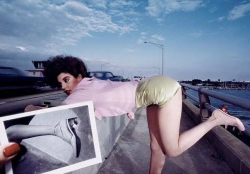 Unseen Guy Bourdin Exhibition at The Wapping Project (NSFW)