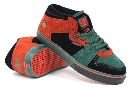 "UXA x DC Shoes ""The Big Apple"" Ryan Smith 2.0S"