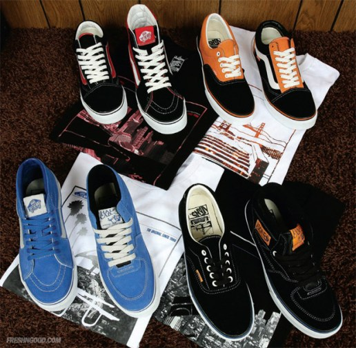 Vans 2009 Fall City Pack