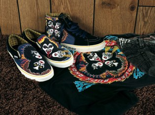 KISS x Vans 2009 Fall Collection