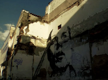 Vhils | Scratching the Surface Video