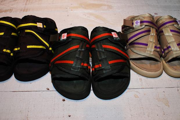 Visvim 2009 Spring/Summer Christo Sandal