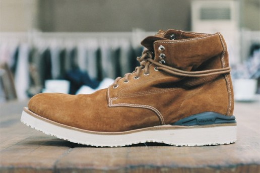 "Visvim FOLK ""F.I.L. Kyoto"" Virgil - A Closer Look"